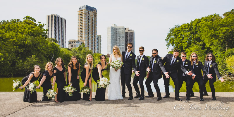 www.Chi-Town-Weddings.com  Lincoln Park Chicago