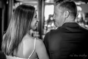 Chi-Town Weddings Engagement Session Club Lago in Chicago, 2018